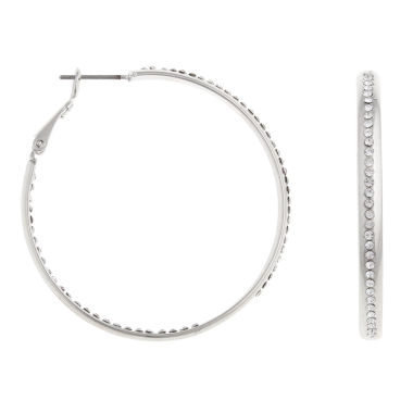 jcpenney.com | Decree Hoop Earrings