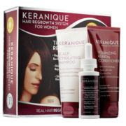 Keranique 30 Day Hair Regrowth System for Women