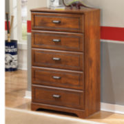 Signature Design by Ashley® Barchan Five-Drawer Chest