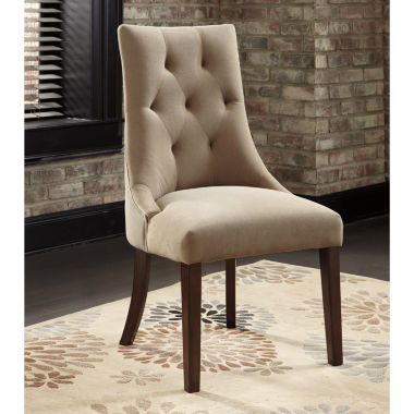 jcpenney.com | Signature Design by Ashley® Mestler Set of 2 Upholstered Dining Side Chairs