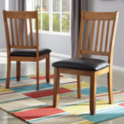 Signature Design by Ashley® Joveen Set of 2 Side Chairs