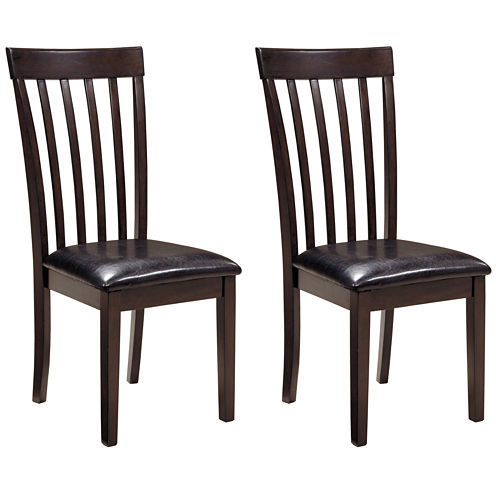 Signature Design by Ashley® Hammis Set of 2 Side Chairs