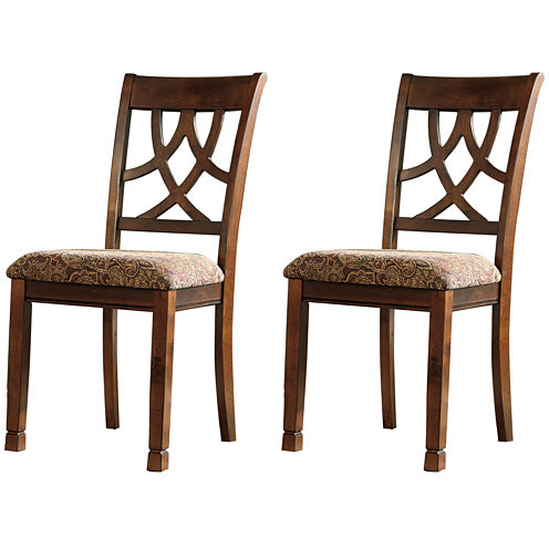 Signature Design by Ashley® Leahlyn Set of 2 Side Chairs