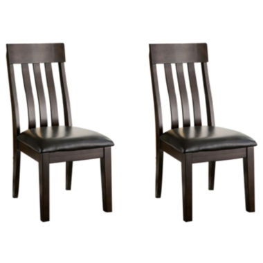 jcpenney.com | Signature Design by Ashley® Haddigan Set of 2 Side Chairs