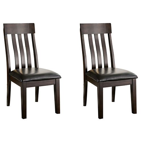 Signature Design by Ashley® Haddigan Set of 2 Side Chairs