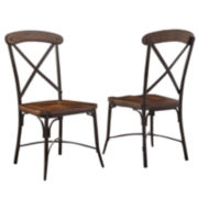 Signature Design by Ashley® Rolena Set of 2 Side Chairs