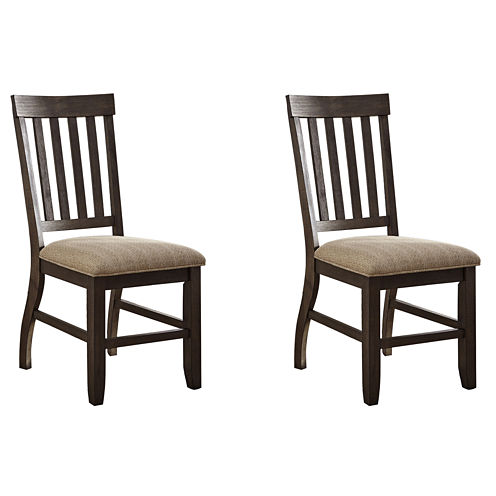 Signature Design by Ashley® Dresbar Set of 2 Side Chairs
