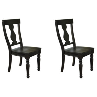 jcpenney.com | Signature Design by Ashley® Sharlowe Set of 2 Side Chairs