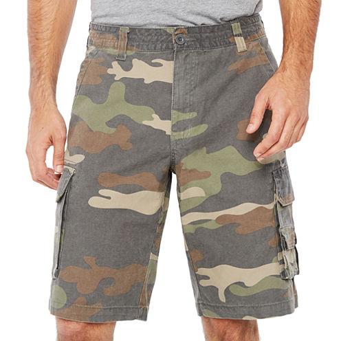 Smith Workwear Twill Cargo Shorts