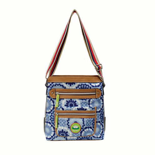 Lily Bloom Bella Crossbody Bag