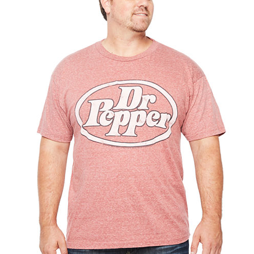 Short Sleeve Food + Drink Graphic T-Shirt-Big and Tall