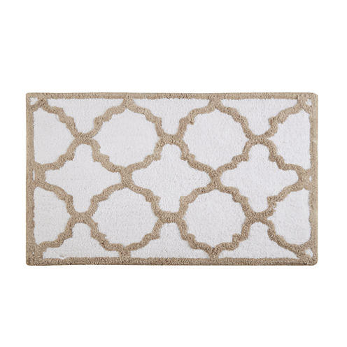 Madison Park Dakota Cotton Bath Rug