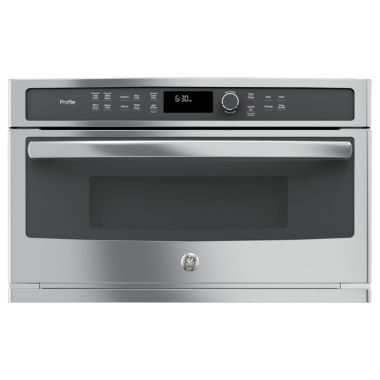 jcpenney.com | GE Profile™ Series 1.7 cu. ft. Built-In Microwave Convection Oven