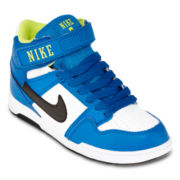 Nike® Mogan Mid 2 Boys Skate Shoes - Little Kids