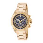 Invicta® Ocean Reef Womens Two-Tone Chronograph Watch