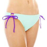 Arizona Adjustable Keyhole Hipster Swim Bottoms