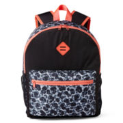Xersion™ Black Leopard Backpack