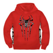 Spider-Man Fleece Pullover Hoodie - Boys 6-18