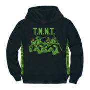Teenage Mutant Ninja Turtles Fleece Pullover Hoodie - Boys 6-18
