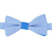 Stafford® Dot Contrast Pre-Tied Bow Tie