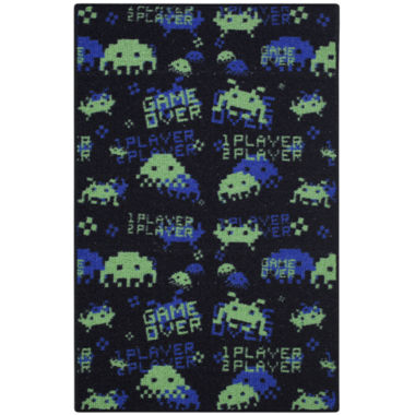 jcpenney.com | Game Over Rectangular Rug