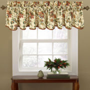 Waverly® Felicite Rod-Pocket Valance