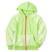 Xersion™ Solid Fleece Hoodie - Girls 6-16 and Plus
