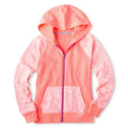 Xersion™ Solid Fleece Hoodie - Girls 6-16 and Plus