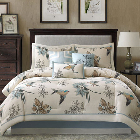 Birds Bugs And Butterfly Comforters Decor