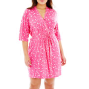 Insomniax® Wrap Robe - Plus