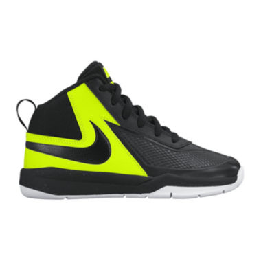 jcpenney.com | Nike® Team Hustle D7 Boys Basketball Shoes - Little Kids/Big Kids
