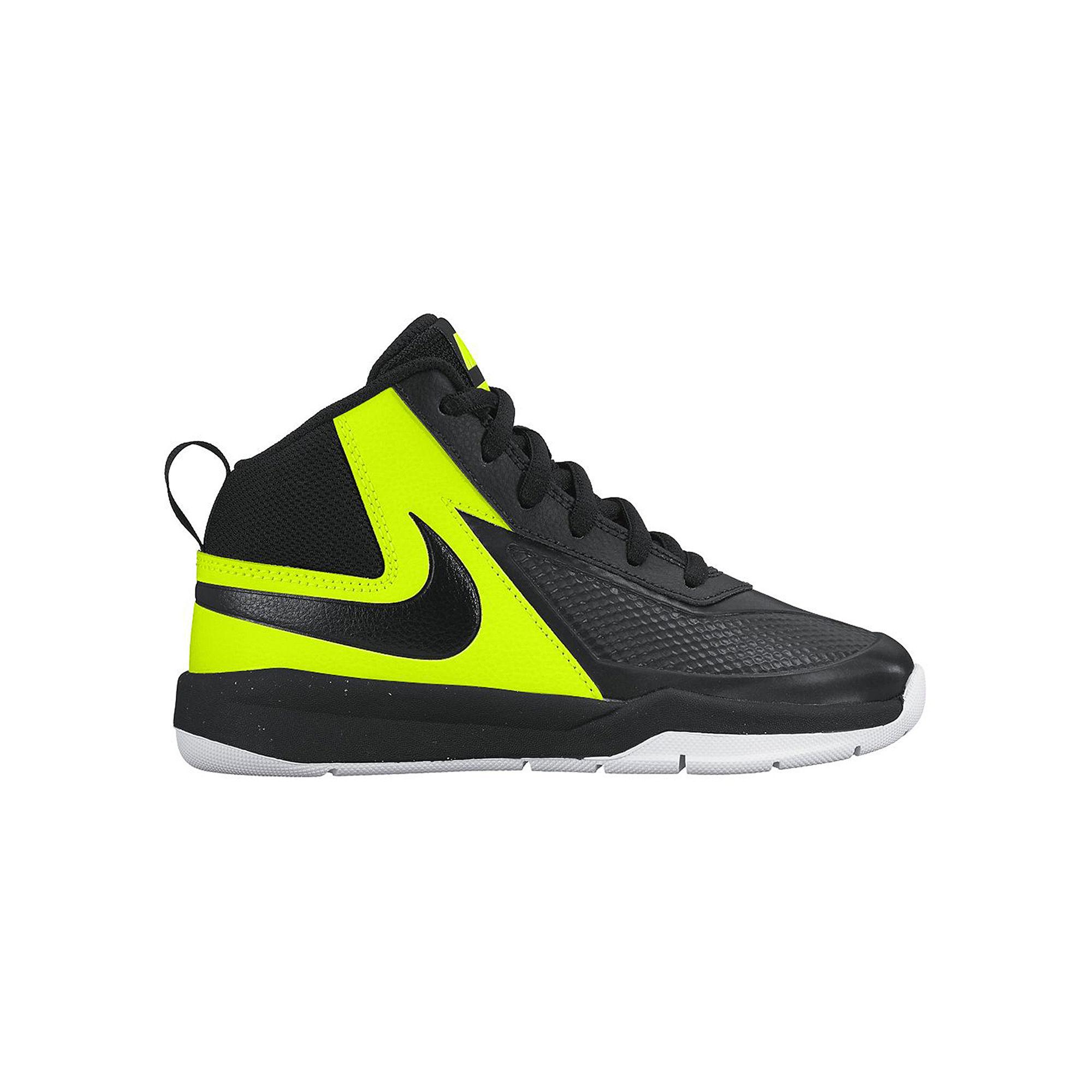 a813e1a38a ... UPC 888409436053 product image for Nike Team Hustle D7 Boys Basketball  Shoes - Little Kids/