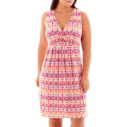 St. John's Bay® Sundress - Plus
