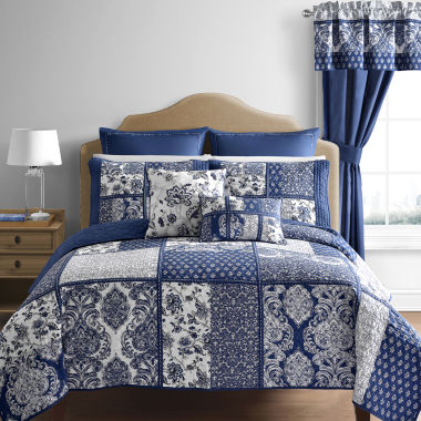 jcpenney.com | Allie Jacobean Patchwork Quilt