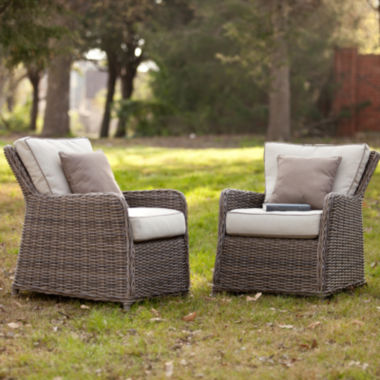 jcpenney.com | Rodanthe Set of 2 Outdoor Chairs