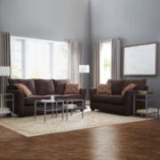 Oliver Sofa and Loveseat