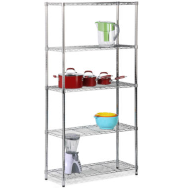 jcpenney.com | Honey-Can-Do® 5-Tier Storage Shelf
