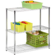 Honey-Can-Do® 3-Tier Storage Shelf