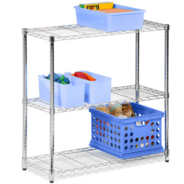 jcpenney.com | Honey-Can-Do® 3-Tier Shelving Unit
