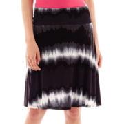 a.n.a® Short Foldover-Waistband Skirt