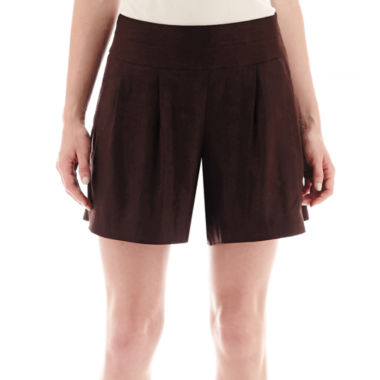jcpenney.com | Worthington® Shorts - Petite
