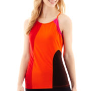 Worthington® Colorblock Halter Top - Tall
