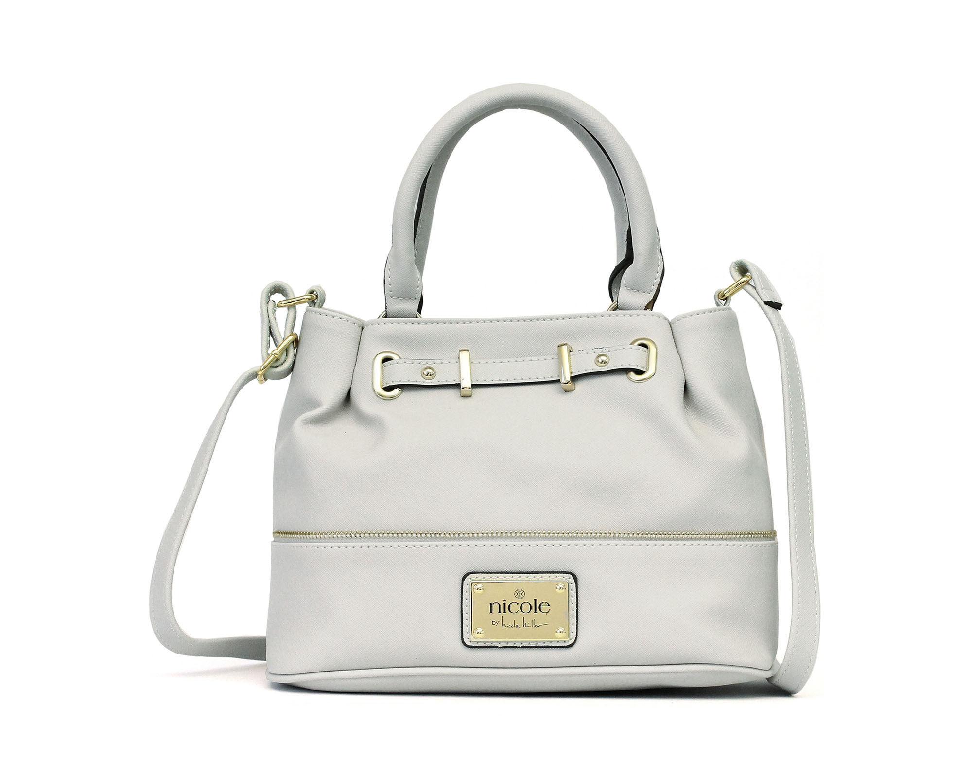 nicole by Nicole Miller Cassidy Bucket Bag