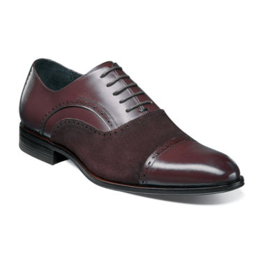 jcpenney.com | Stacy Adams® Sedgwick Mens Cap-Toe Oxfords