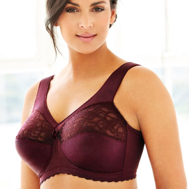 jcpenney.com | Glamorise® Magic Lift Wireless Bra - 1000