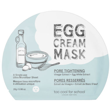 jcpenney.com | Too Cool For School Egg Cream Mask Pore Tightening