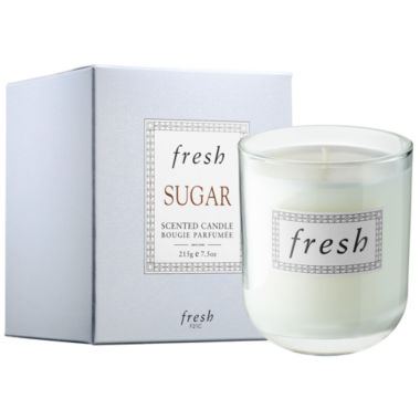 jcpenney.com | Fresh Sugar Scented Candle