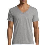 Hanes® 4-pk. Short-Sleeve Comfortblend® Tee