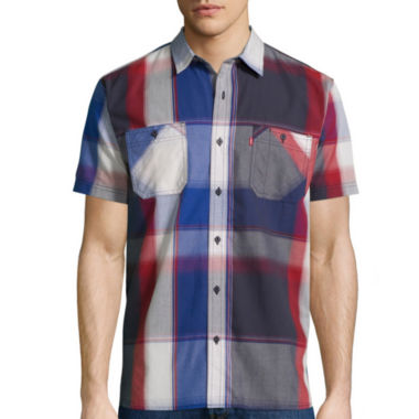 jcpenney.com | Levi's® Short-Sleeve Mia Woven Shirt