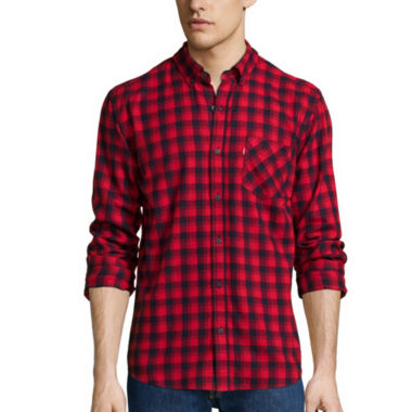 jcpenney.com | Levi's® Long-Sleeve Gally Cotton Flannel Shirt